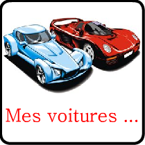 Mes voitures 2