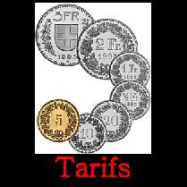 Tarifs 3